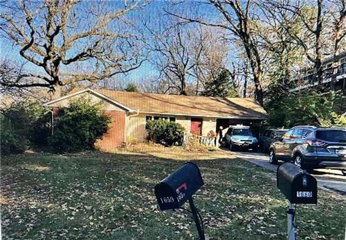 Photo of 1660 Hammond Street, Fayetteville, AR 72701 (MLS # 1182573)