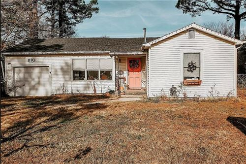 Photo of 1170 Maxwell Drive, Fayetteville, AR 72703 (MLS # 1174589)
