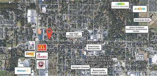 Photo of 716 NW 2nd Street, Bentonville, AR 72712 (MLS # 1201593)