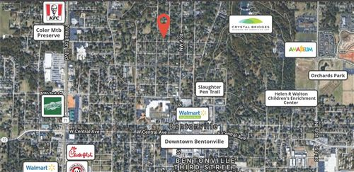 Photo of 306 NW 7th Street, Bentonville, AR 72712 (MLS # 1201597)