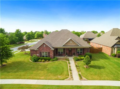 Photo of 4546 W Flagstick Drive, Fayetteville, AR 72704 (MLS # 1151621)