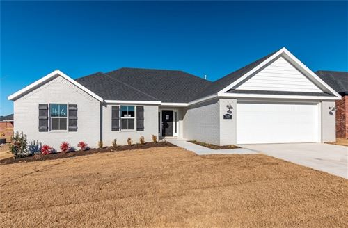 Photo of 2721 Apricot Avenue, Fayetteville, AR 72701 (MLS # 1201621)