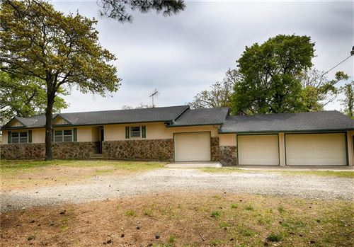 Photo of 95877 S 4545 Circle, Vian, OK 74962 (MLS # 1180626)