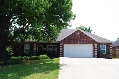 Photo of 3052 Dorchester Drive, Fayetteville, AR 72703 (MLS # 1176655)