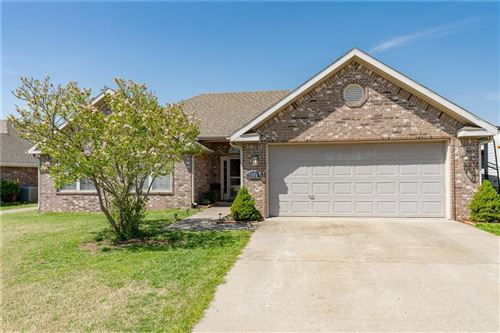Photo of 2869 Bermuda Avenue, Fayetteville, AR 72704 (MLS # 1180661)