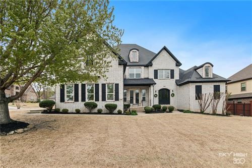 Photo of 3160 N Bellagio Drive, Fayetteville, AR 72703 (MLS # 1143713)