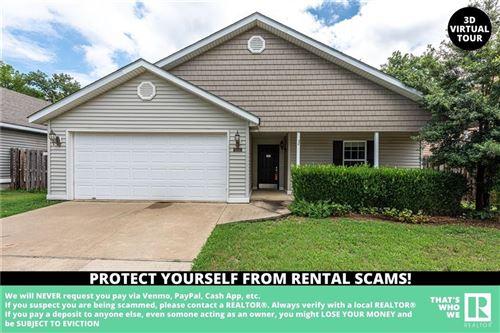Photo of 4312 SW Pecan Street, Fayetteville, AR 72704 (MLS # 1192740)