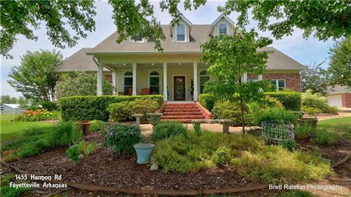 Photo of 1455 N Harmon Road, Fayetteville, AR 72704 (MLS # 1151748)
