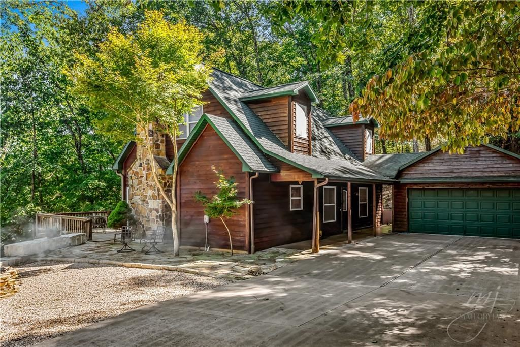 453 Lakeview Drive, Eureka Springs, AR 72631 - #: 1161771