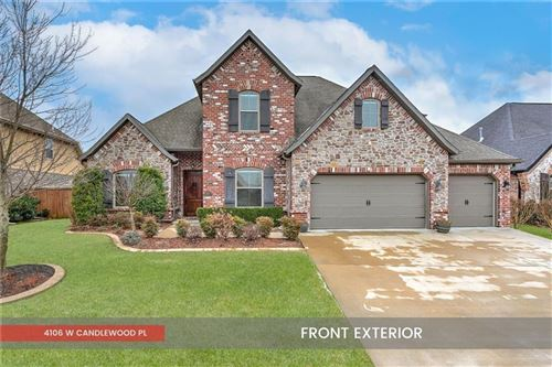 Photo of 4106 W Candlewood Place, Rogers, AR 72758 (MLS # 1170810)