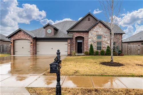 Photo of 5505 S 60th Place, Rogers, AR 72758 (MLS # 1167827)