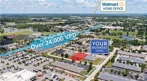 Photo of 104 SE Executive Drive, Bentonville, AR 72712 (MLS # 1191839)