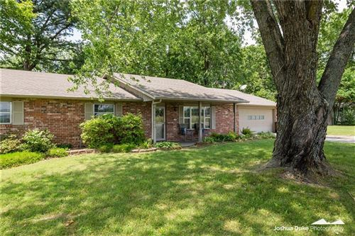Photo of 1395 Lewis Woods Lane, Fayetteville, AR 72701 (MLS # 1143841)