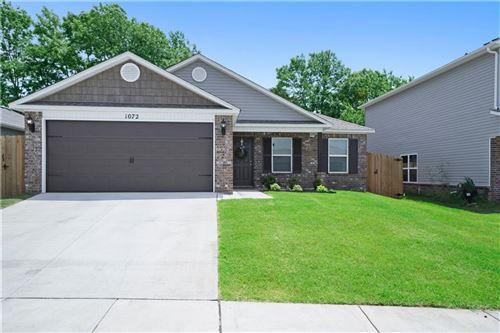 Photo of 1072 S Kingfisher Lane, Fayetteville, AR 72701 (MLS # 1187869)