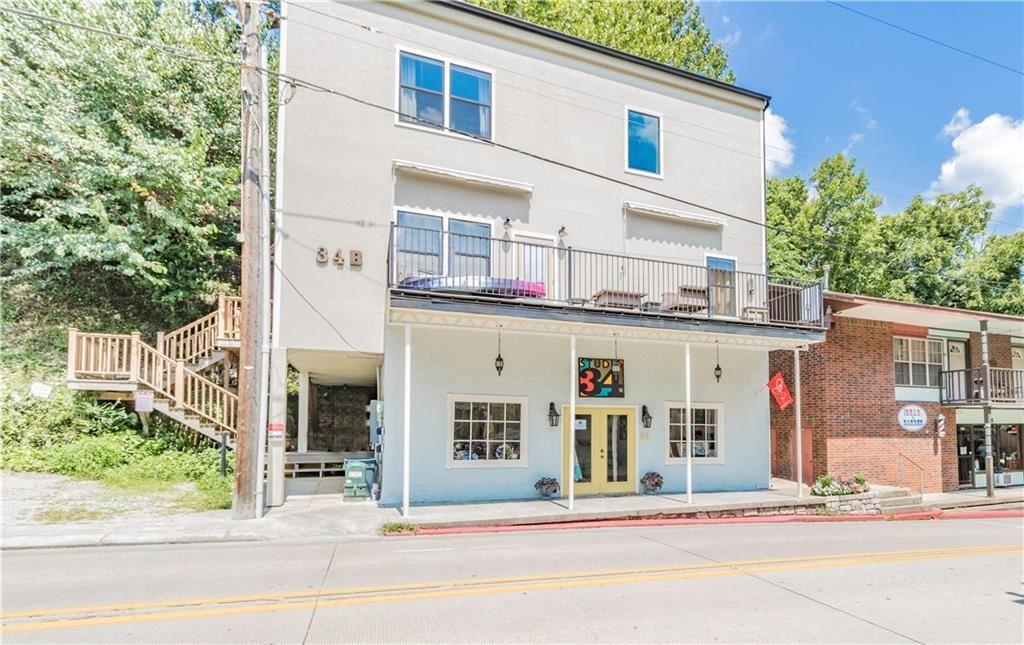 34 N Main Street, Eureka Springs, AR 72632 - #: 1139872