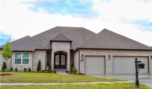 Photo of 3730 E Spyglass Hill Drive, Fayetteville, AR 72701 (MLS # 1183882)