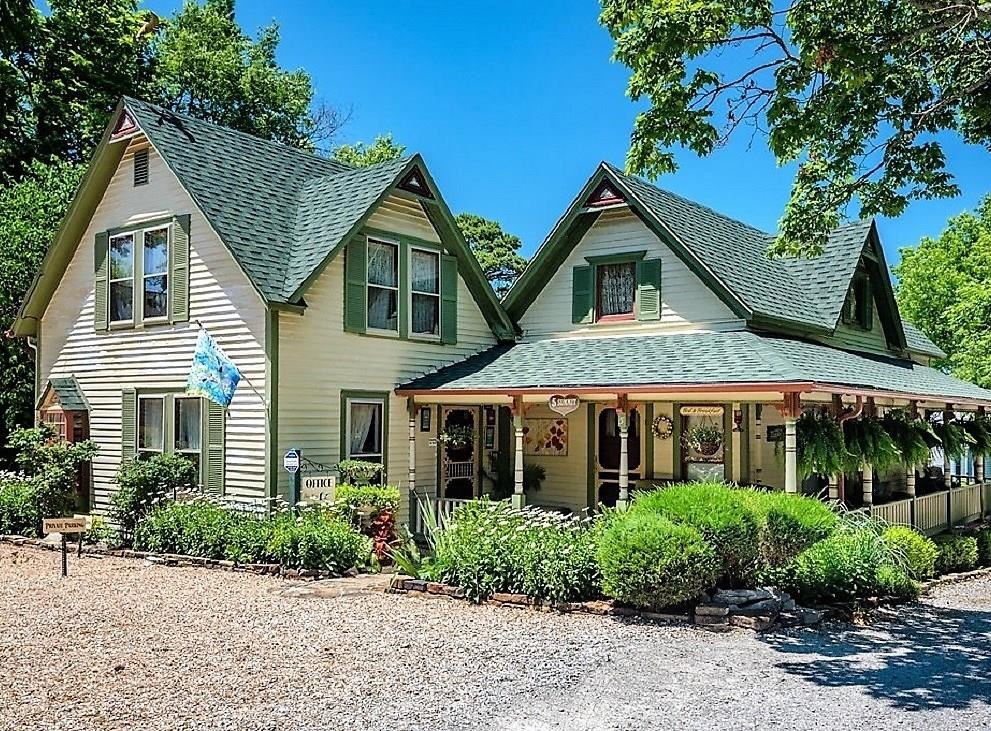 5 Summit Street, Eureka Springs, AR 72632 - #: 1154882