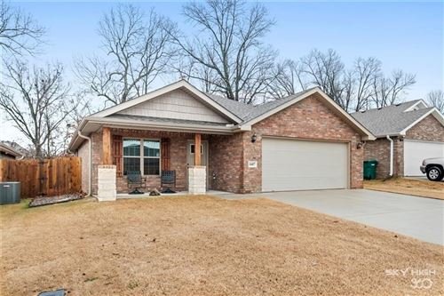 Photo of 1607 S K Place, Rogers, AR 72756 (MLS # 1170886)