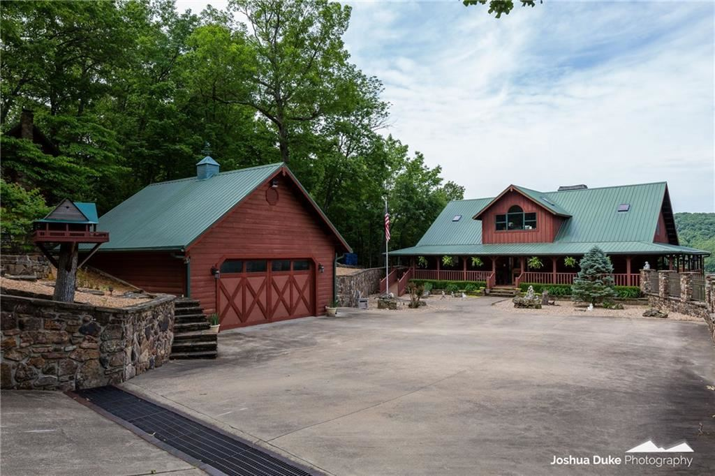 14300 and 14273 Indian Forest Drive, Garfield, AR 72732 - #: 1147886