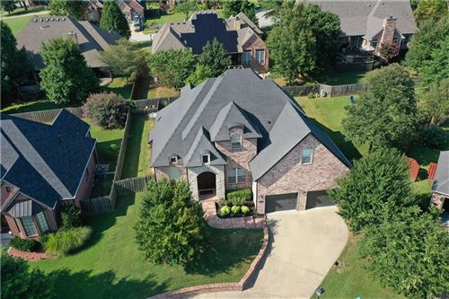 Photo of 3396 E Waterstone Drive, Fayetteville, AR 72764 (MLS # 1156949)