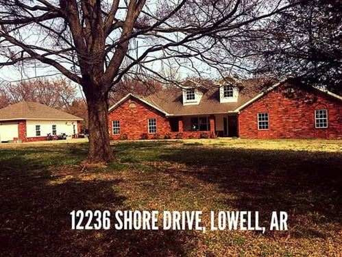 Photo of 12236 Shore  DR, Lowell, AR 72745 (MLS # 1065953)