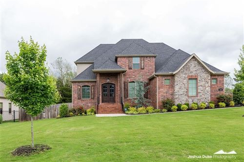 Photo of 2924 N Chapel View Drive, Fayetteville, AR 72703 (MLS # 1147956)