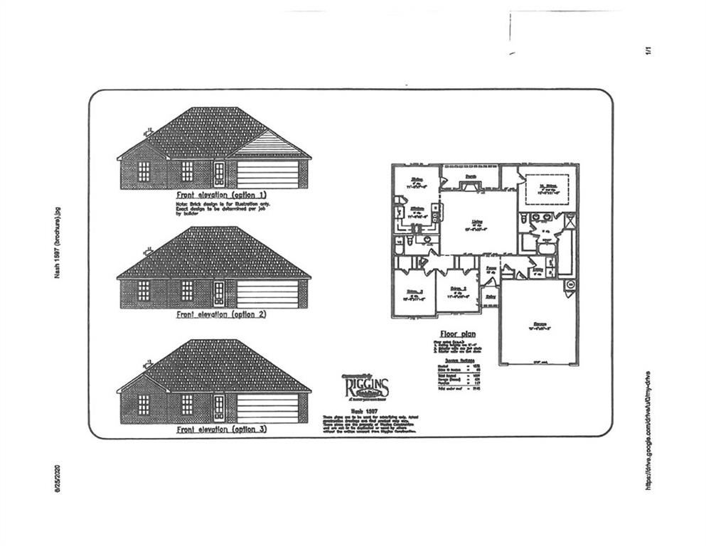 1704 S 11th Place, Rogers, AR 72758 - #: 1151970