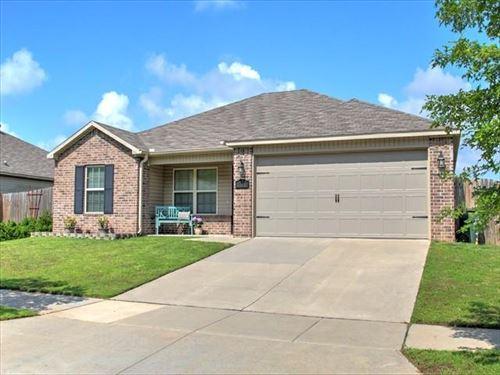 Photo of 1123 S Spritz Drive, Fayetteville, AR 72701 (MLS # 1187972)