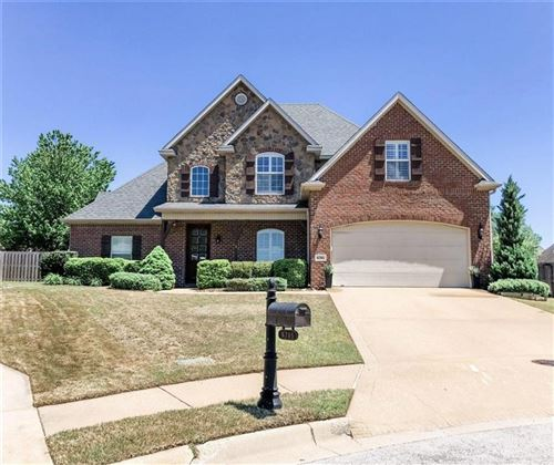 Photo of 6705 W Lake Inverness Court, Rogers, AR 72758 (MLS # 1183977)