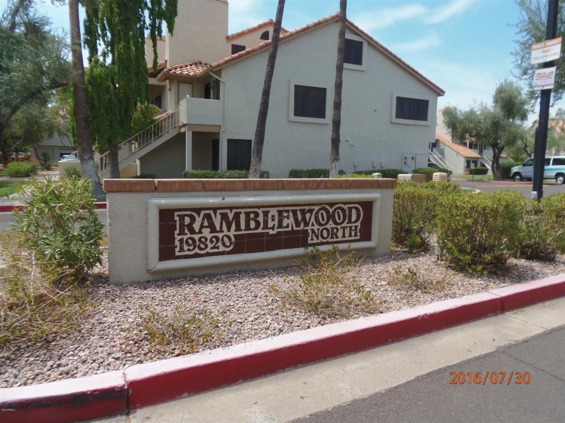 19820 N 13TH Avenue #263, Phoenix, AZ 85027 - #: 6087000