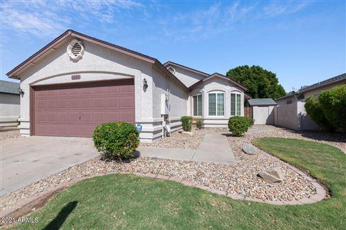 Photo of 15311 N 85TH Drive, Peoria, AZ 85381 (MLS # 6310001)