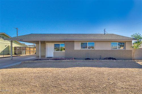 Photo of 1615 W MOUNTAIN VIEW Drive, Mesa, AZ 85201 (MLS # 6165002)