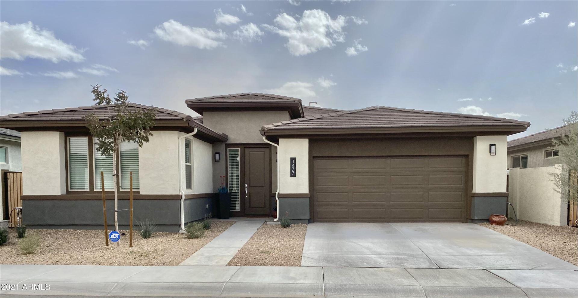 Photo of 1477 W Silver Creek Lane, Queen Creek, AZ 85140 (MLS # 6202002)
