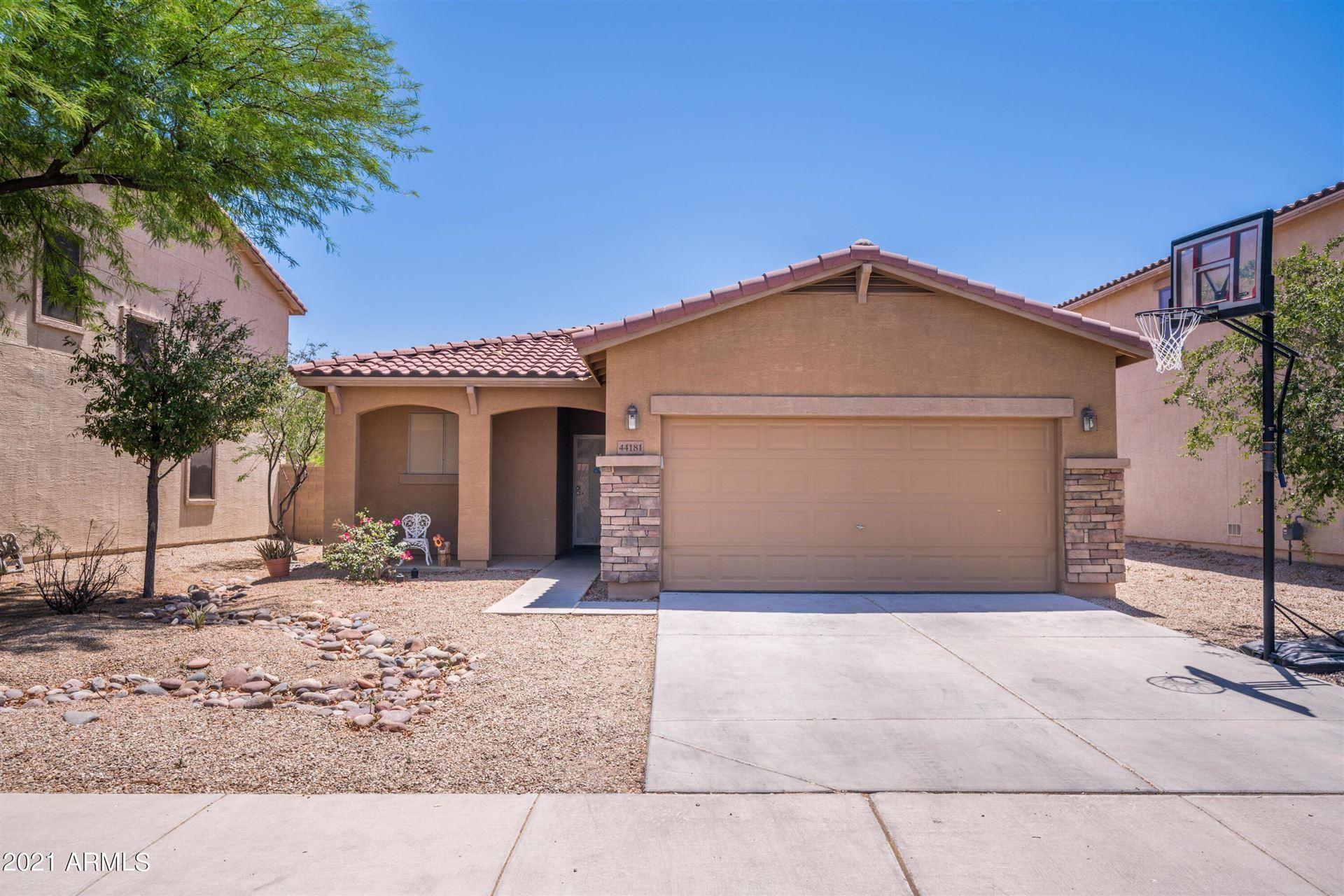 Photo for 44181 W KRAMER Lane, Maricopa, AZ 85138 (MLS # 6241002)