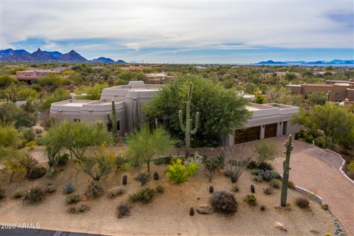 Photo of 30600 N PIMA Road #64, Scottsdale, AZ 85266 (MLS # 6164003)