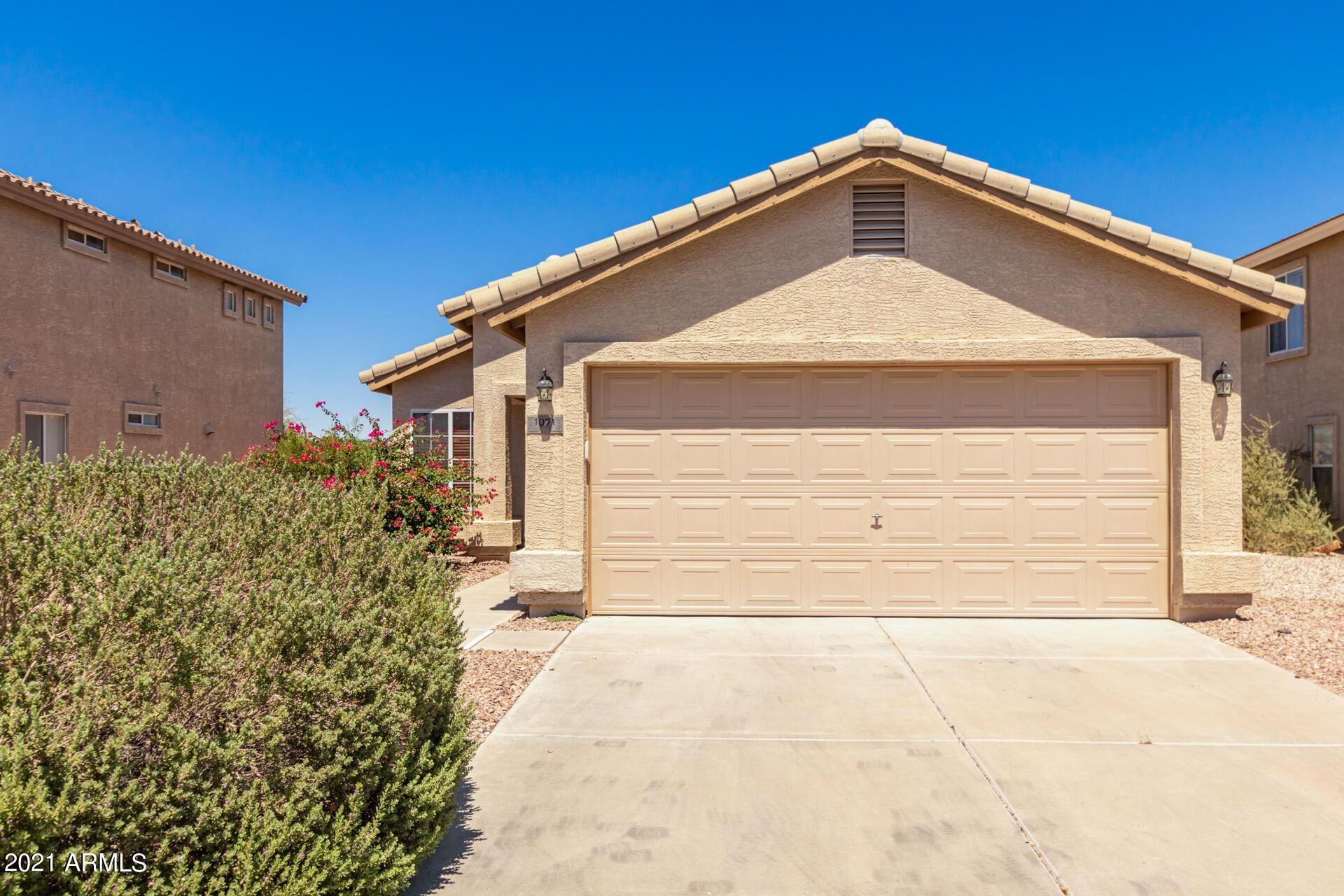 Photo of 1071 S 224TH Lane, Buckeye, AZ 85326 (MLS # 6250003)