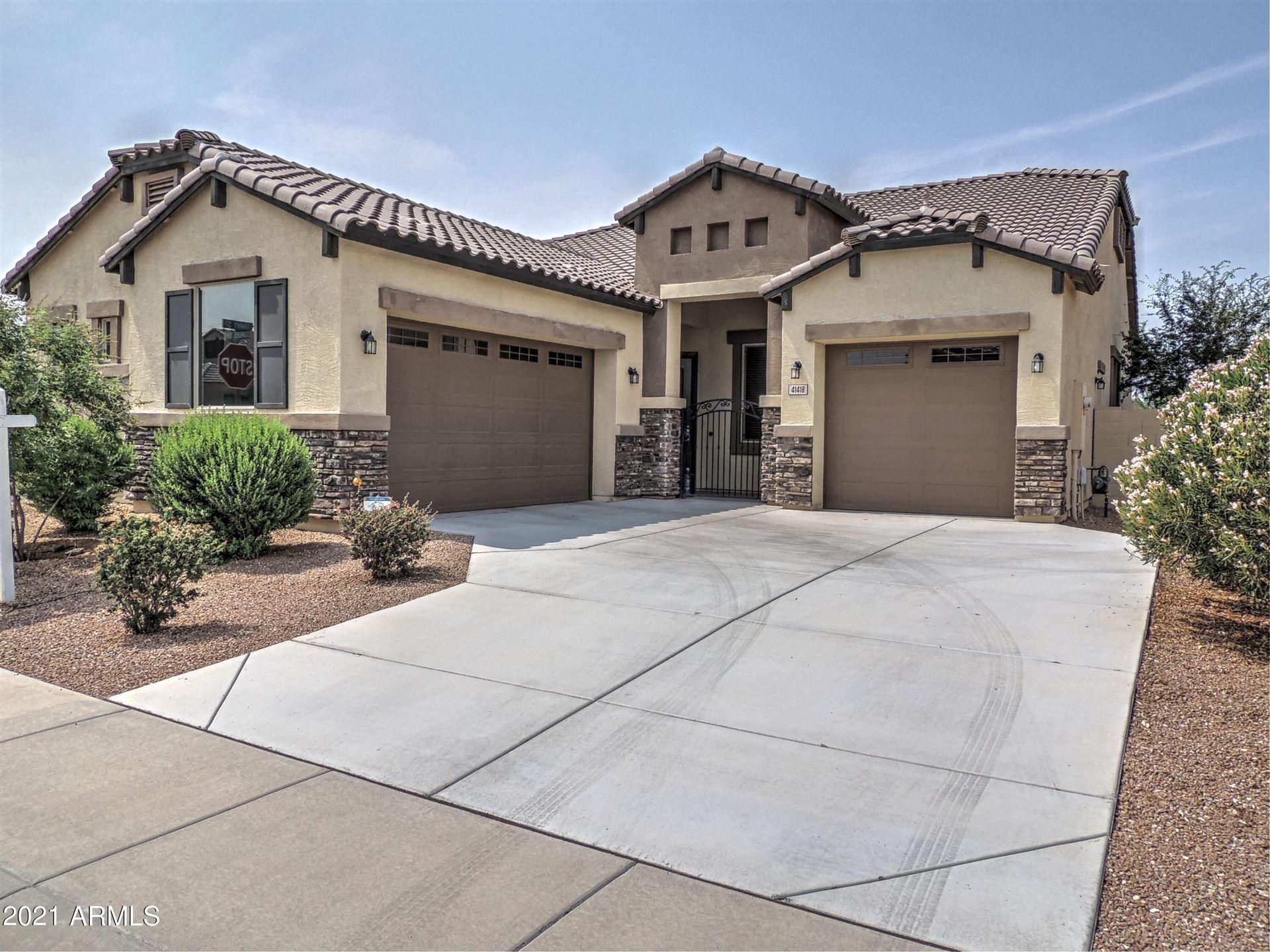 Photo for 41418 W SOMERS Drive, Maricopa, AZ 85138 (MLS # 6253003)
