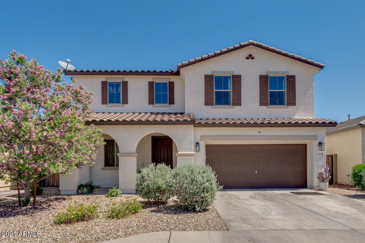 Photo of 7646 W GLASS Lane, Laveen, AZ 85339 (MLS # 6232005)