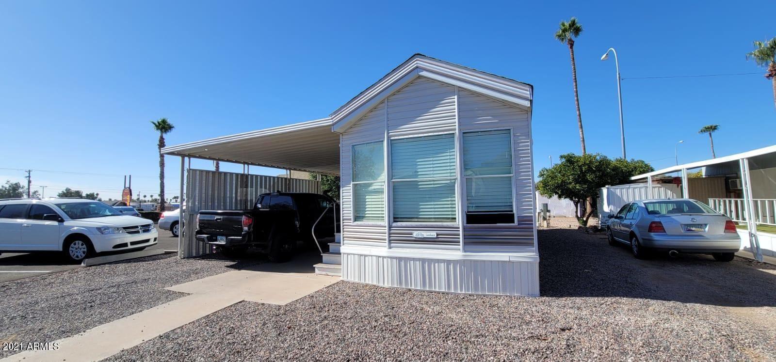 9310 E MAIN Street #38, Mesa, AZ 85207 - MLS#: 6258005