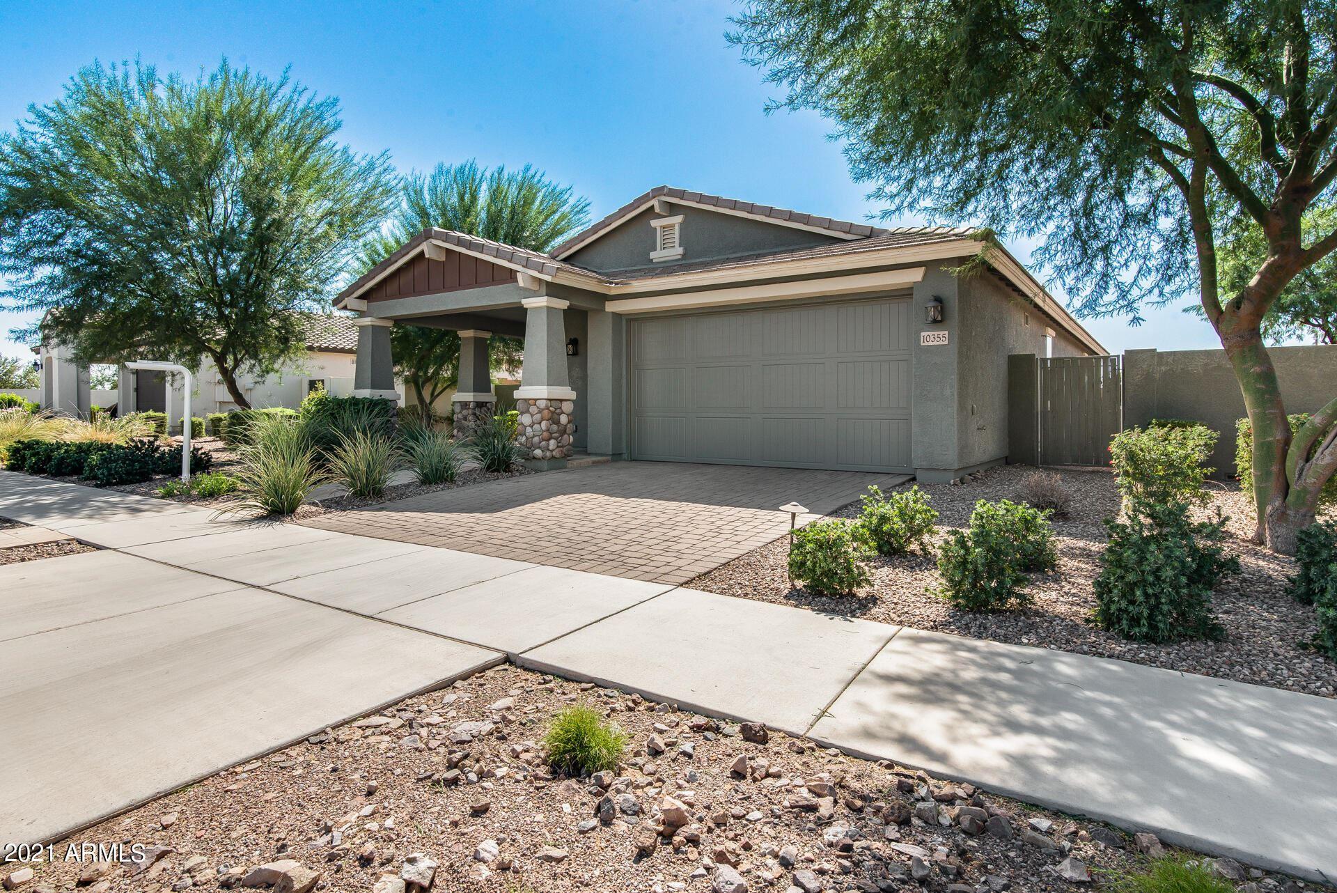 Photo of 10355 E TRIPOLI Avenue, Mesa, AZ 85212 (MLS # 6305005)