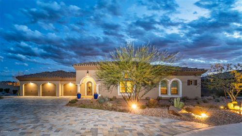 Photo of 8599 E SAND FLOWER Drive, Scottsdale, AZ 85266 (MLS # 6111006)