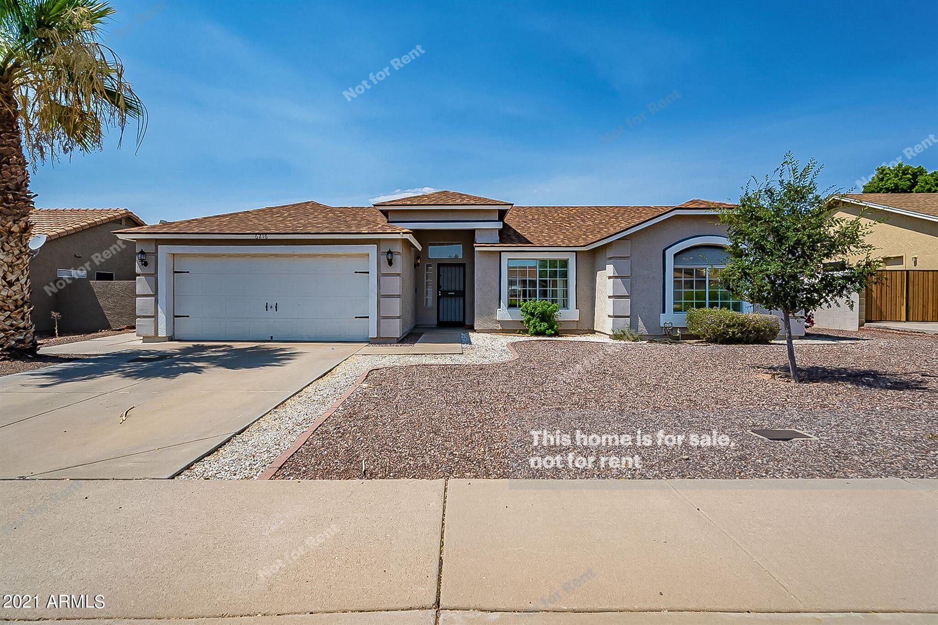 6216 E GRANDVIEW Street, Mesa, AZ 85205 - MLS#: 6257006