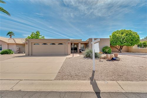 Photo of 9707 E INDIANA Avenue, Sun Lakes, AZ 85248 (MLS # 6052007)