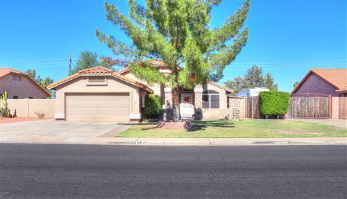 Photo of 4632 E FAIRBROOK Circle, Mesa, AZ 85205 (MLS # 6149007)