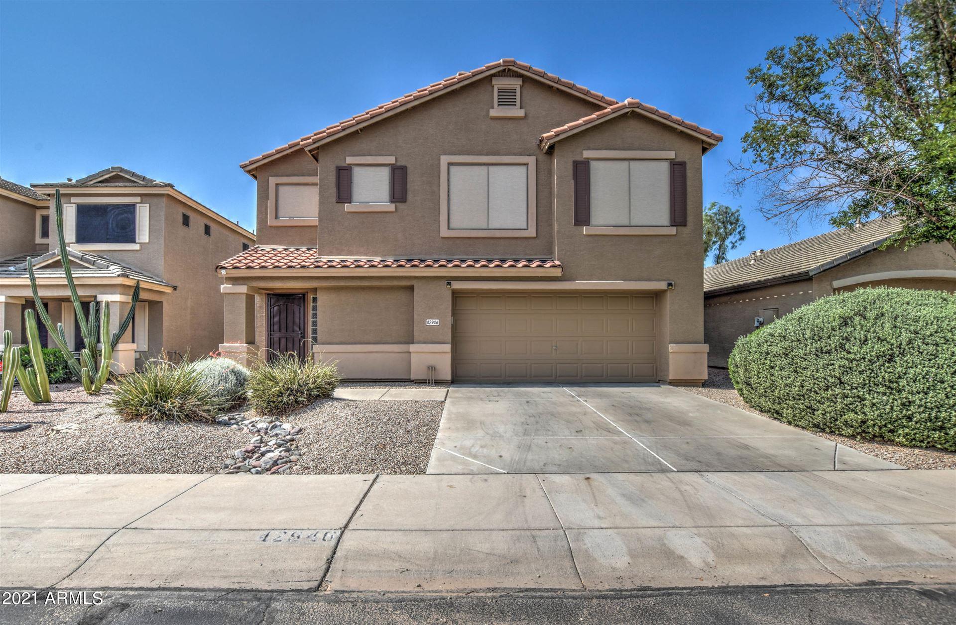 Photo of 42946 W ANNE Lane, Maricopa, AZ 85138 (MLS # 6268007)