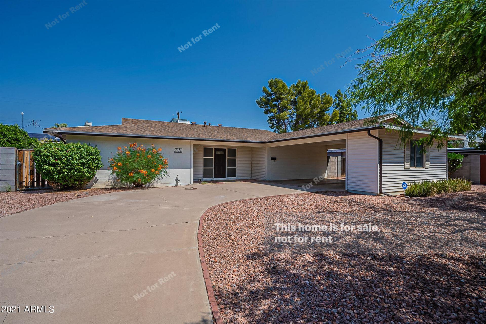 718 E LOYOLA Drive, Tempe, AZ 85282 - MLS#: 6295007