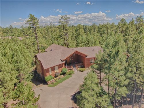 Photo of 441 N SILVERLEAF Lane, Show Low, AZ 85901 (MLS # 6024008)