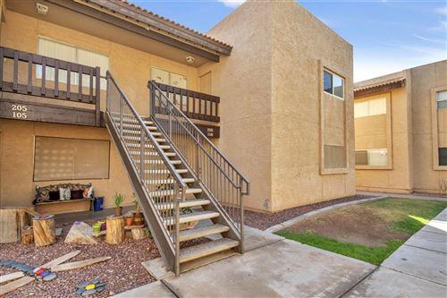 Photo of 520 N STAPLEY Drive #106, Mesa, AZ 85203 (MLS # 6150008)