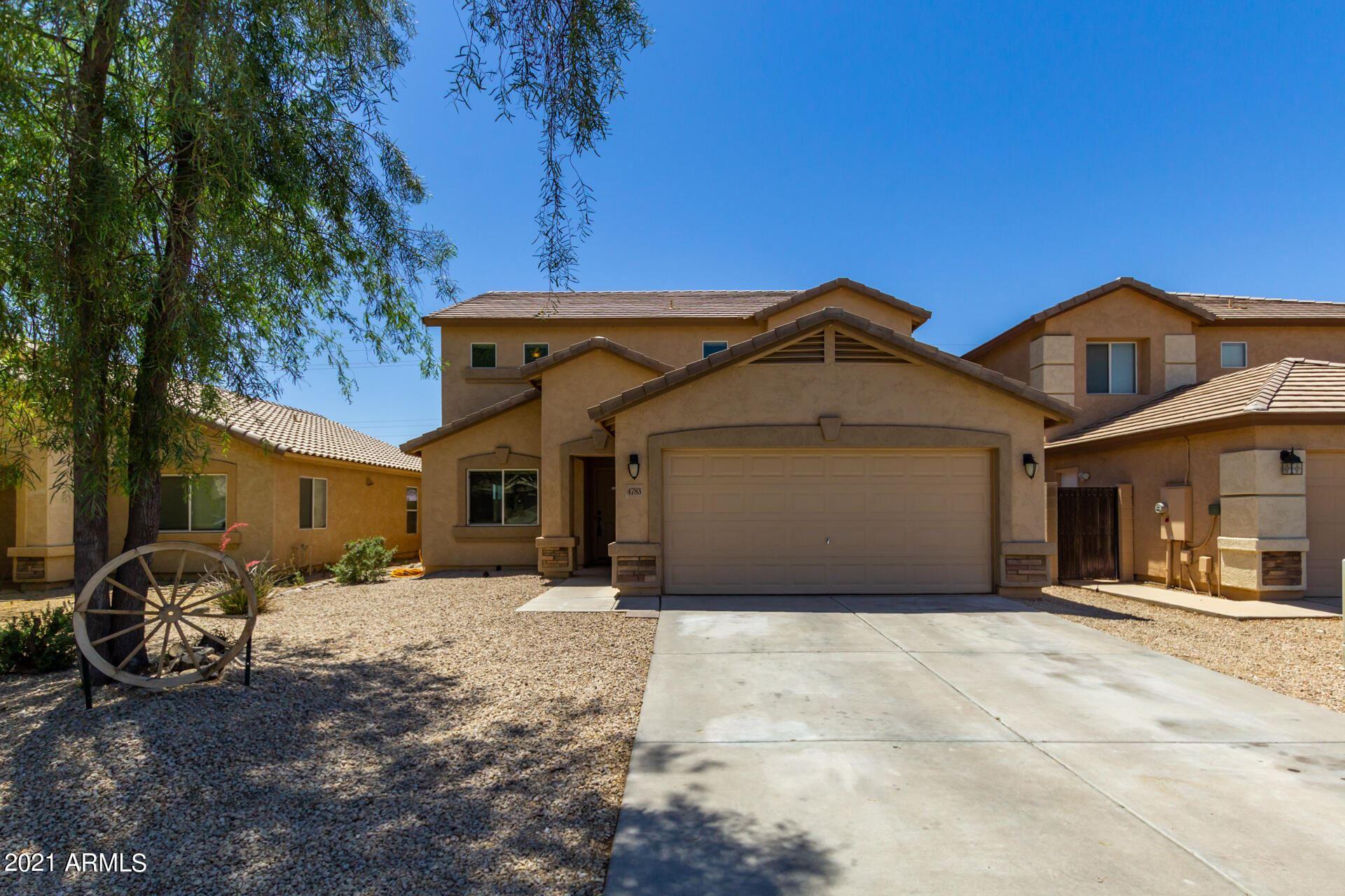 Photo of 4783 E SILVERBELL Road, San Tan Valley, AZ 85143 (MLS # 6231008)