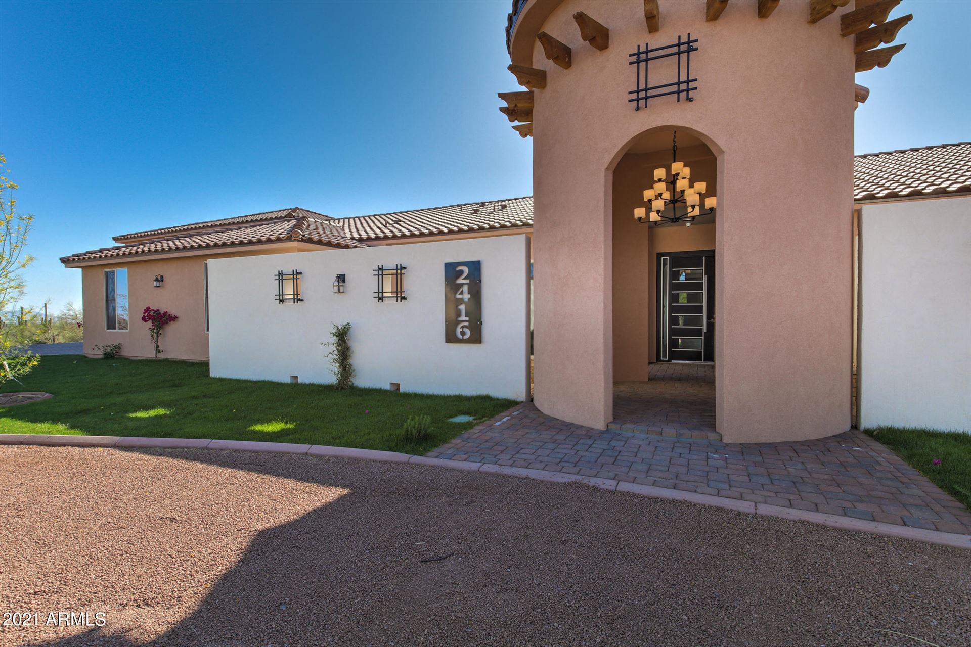 Photo of 2416 N 113th Street, Apache Junction, AZ 85120 (MLS # 6232009)